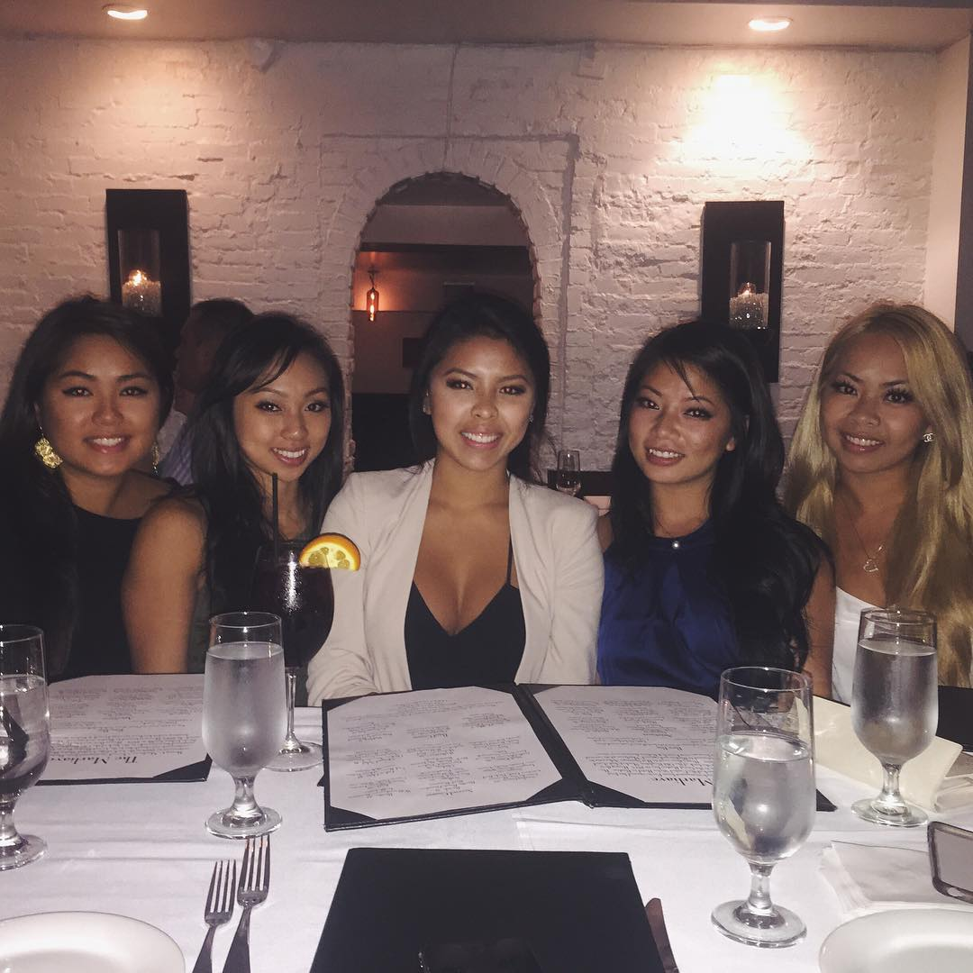 Cheers to future Miss USAs Jann, Tina Tran, Angela Ho, @nihaolinglingg &@binhieettd