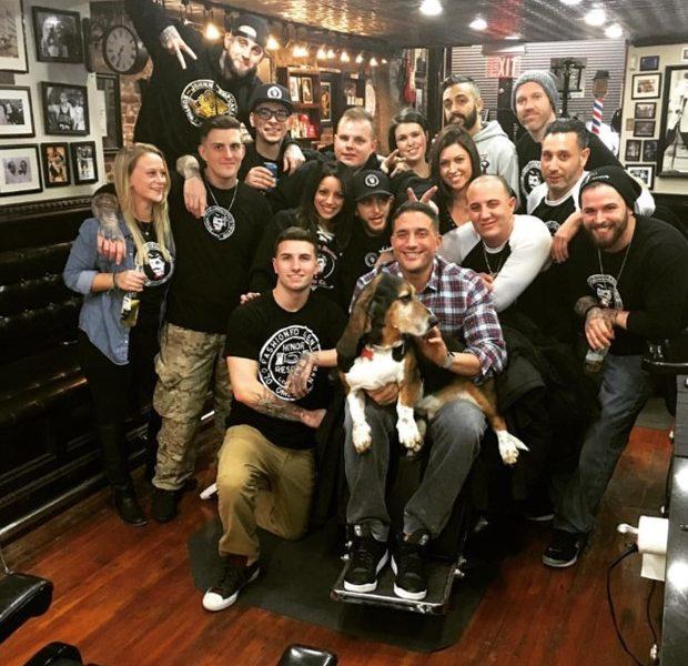 Meet robert dello russo of boston barber tattoo in north for Boston barber tattoo