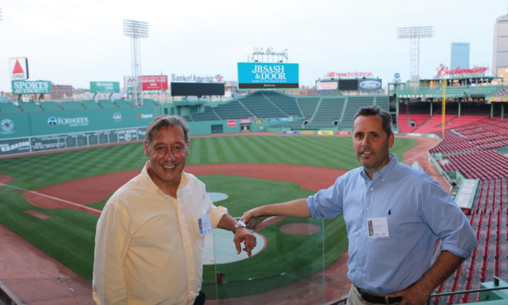 Etonnant Meet Rick And Ron Bertolami Of JB Sash U0026 Door Company In Chelsea   Boston  Voyager Magazine | Boston City Guide