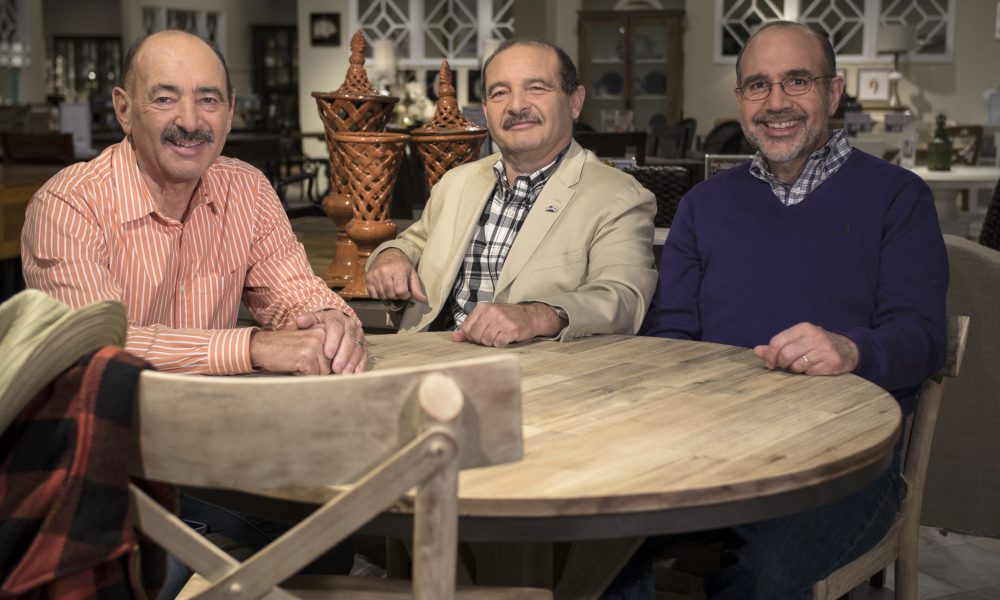Meet Nick, Ron, And Pete Cardi Of Cardiu0027s Furniture U0026 Matresses