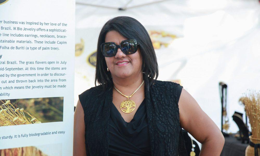 Meet Ionabe (Iona) Klais of Ik Biojewelry in Cambridge