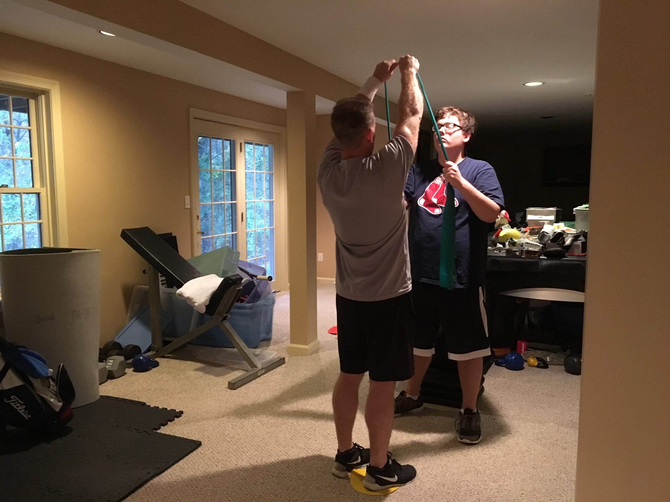 Autism Fitness Seminar With Eric >> Meet David Crowley Of Adaptive Exercise In Worcester County Boston