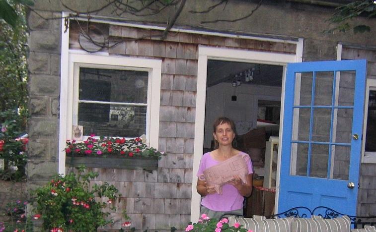 Meet Sarah Spademan of Spademan Pottery in Cambridge