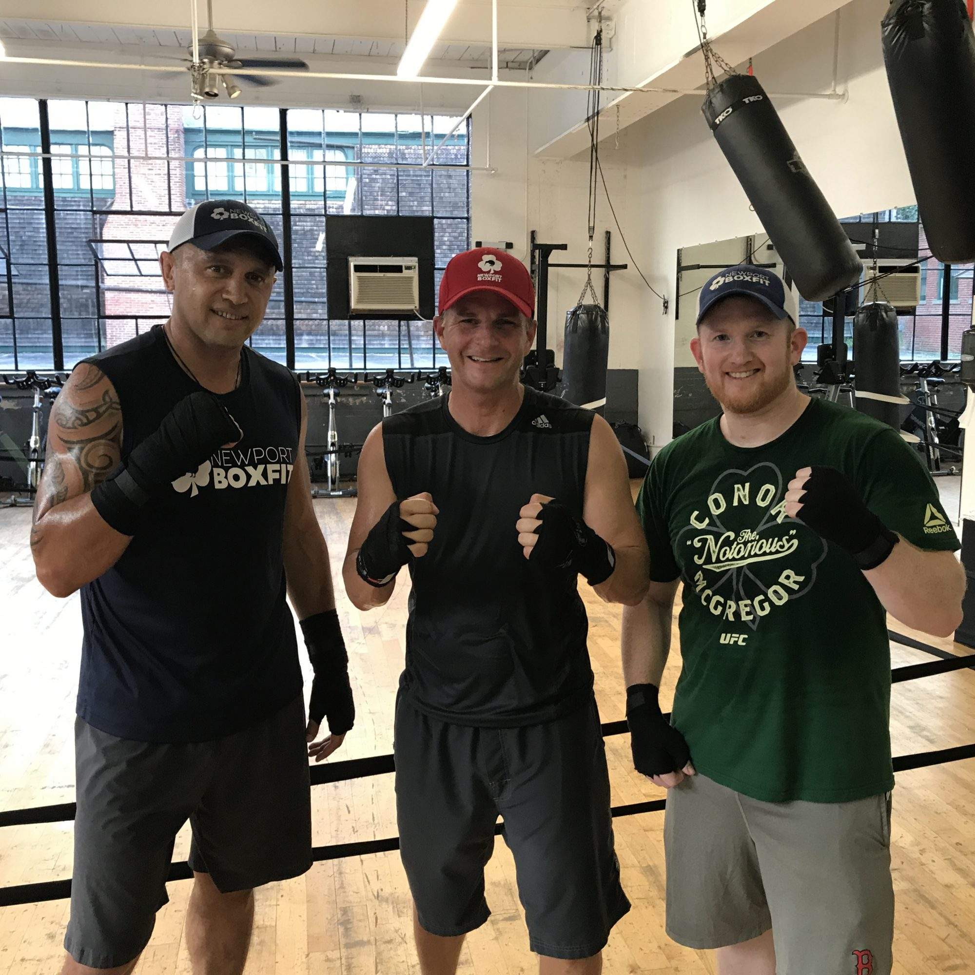 Meet Jesse Macrae of Newport Boxfit in Newport - Boston