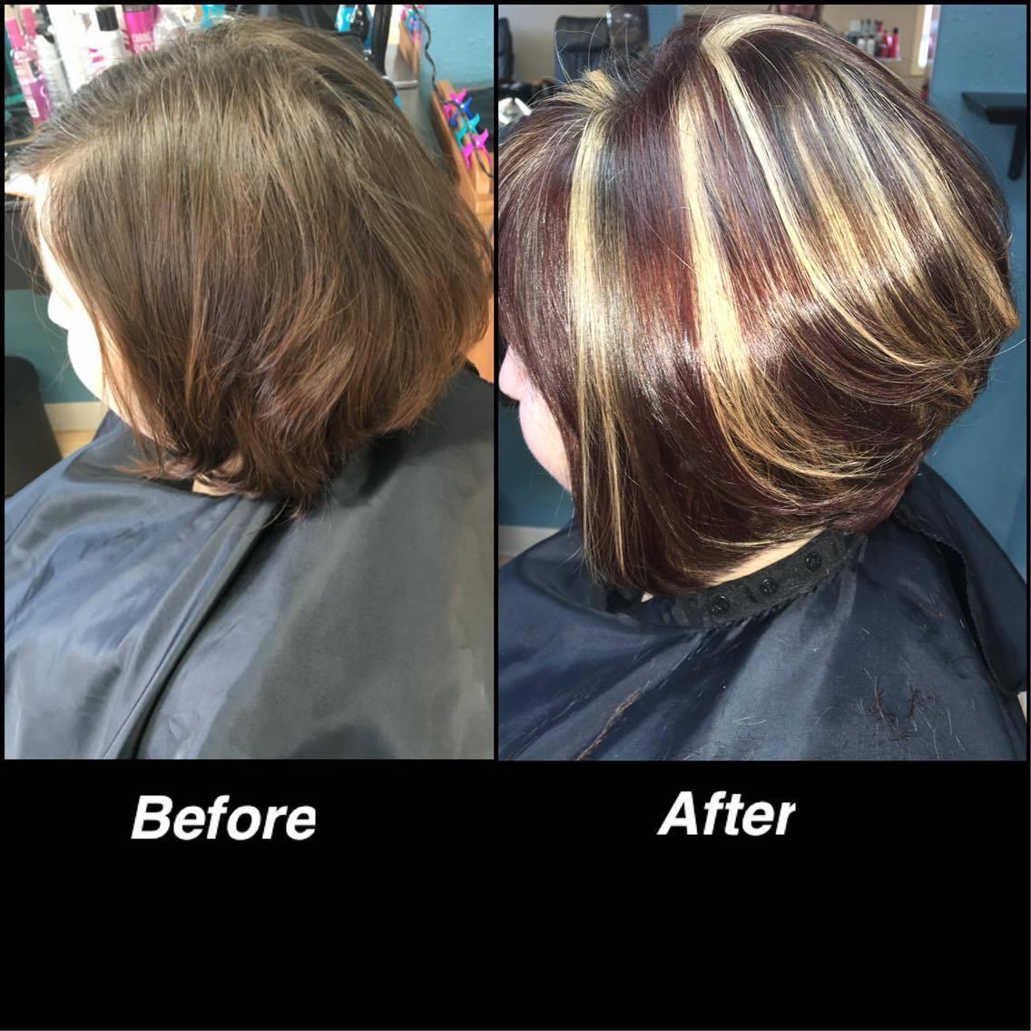 Meet jennifer brumm of the artistic edge hair salon in for Edge hair salon
