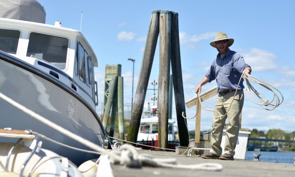 Meet Nate Piper of Piper Boatworks - Boston Voyager Magazine