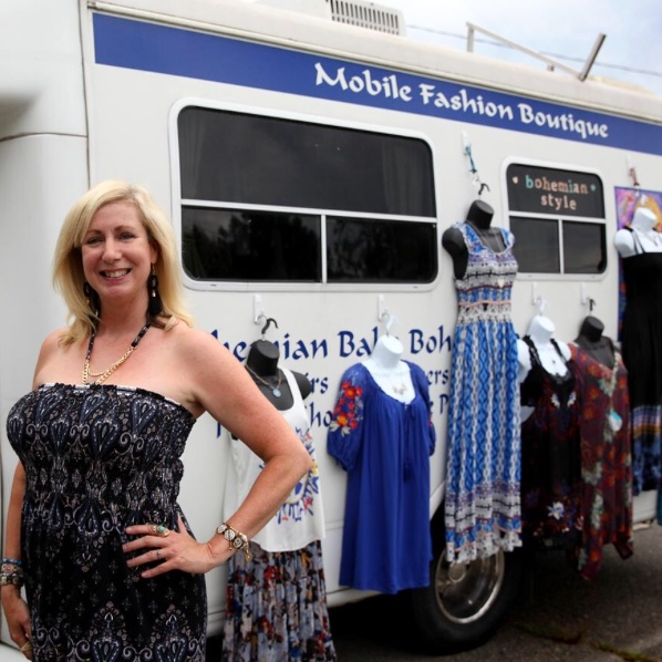 Meet Kim Mallios Of Bohemian Babe Boho To Go In South Shore Boston Voyager Magazine Boston City Guide